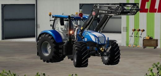 Photo of FS19 – New Holland T6 V1.0