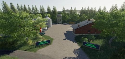 Photo of FS19 – Newbrook Farm Map V1.1