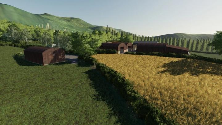 FS19 - Newbrook Farm V1.0