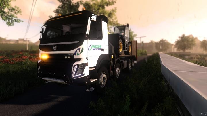 FS19 - Nixon Volvo One V1.0