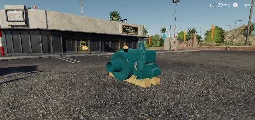 Photo of FS19 – Old Diesel Engine V1.0