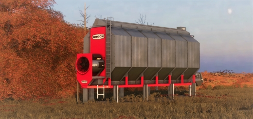 Photo of FS19 – Placable Brock Corn Dryer V1.0