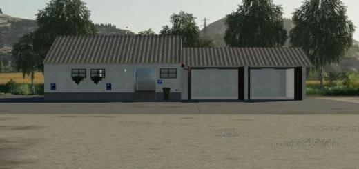Photo of FS19 – Police Station V1.0