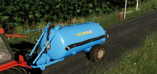 Photo of FS19 – Pomot Chojna 3500 V1.0