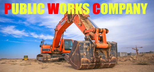 Photo of FS19 – Public Work Company V1.0.0.7