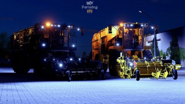 FS19 - Ropa Panther 2 V1.0
