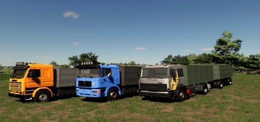 Photo of FS19 – Scania 113H Grain V2.0