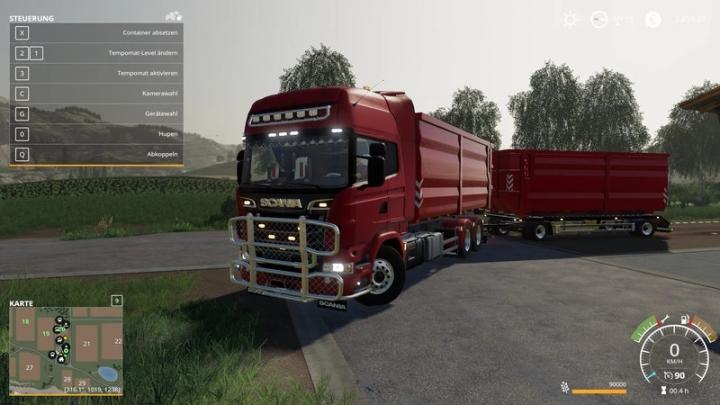 FS19 - Scania R730 Hkl V1.0.1.0