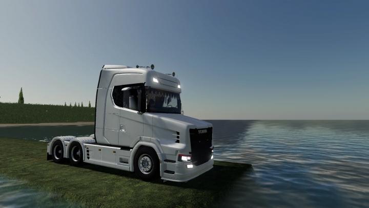 FS19 - Scania S730T V1.0
