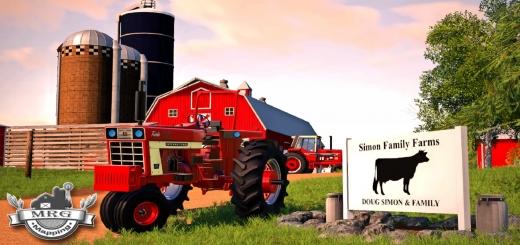 Photo of FS19 – Simon Family Farms V1.0