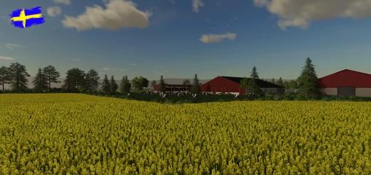 Photo of FS19 – Stora Ekeby Gods V1.0