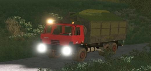 Photo of FS19 – Tatra 815 Agro V1.2