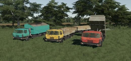 Photo of FS19 – Tatra 815 S3 Agro Test V1.0