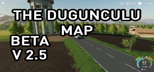 Photo of FS19 – The Dugunculu Map V2.5
