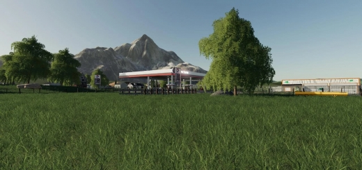 Photo of FS19 – The Tp In The Cantal V0.3.5 Beta