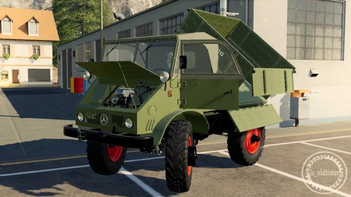 FS19 - Unimog U401 / U411 V1.0