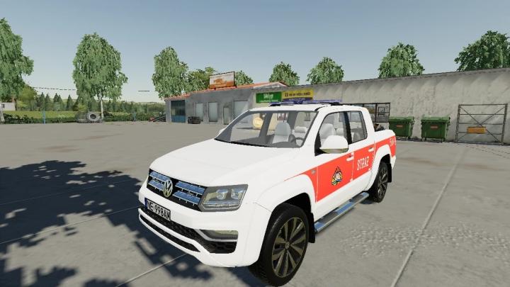 FS19 - Volkswagen Amrok Slop 511[N]91 V2.0