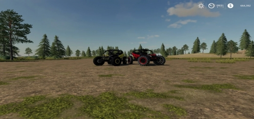 Photo of FS19 – Xrc Can Am X3 Turbo V1.0