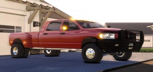 Photo of FS19 – 2008 Dodge Ram 3500 V1.2