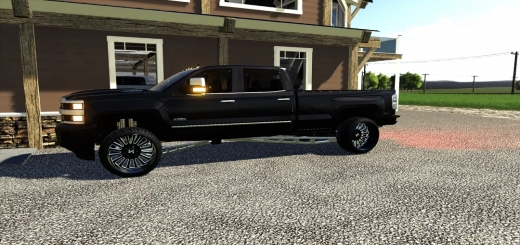 Photo of FS19 – 2017 High Country Series V1.0