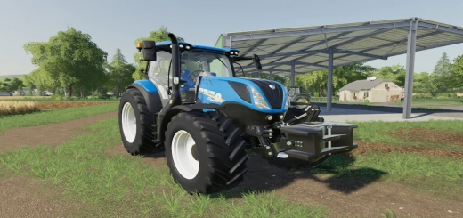 Photo of FS19 – Acs Weight Pack V1.0