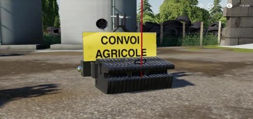 Photo of FS19 – Agricultural Mass V1.0
