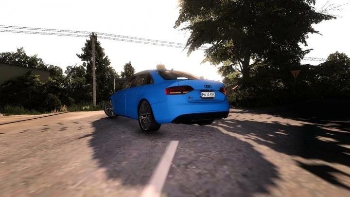 FS19 - Audi A4 V1.0
