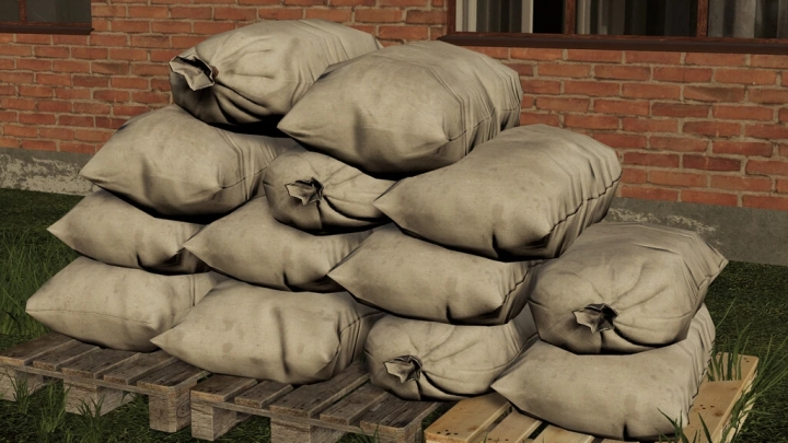 FS19 - Bags With Seeds Pack V1.0