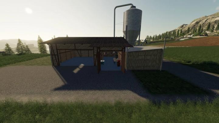 FS19 - Barrel Production V1.0.0.5