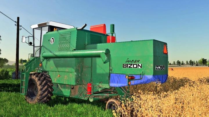 FS19 - Bizon Z056 V1.0