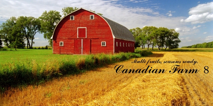 FS19 - Canadian Farm Map V8.0