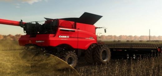 Photo of FS19 – Case Axial-Flow 250 Series V1.0.0.1