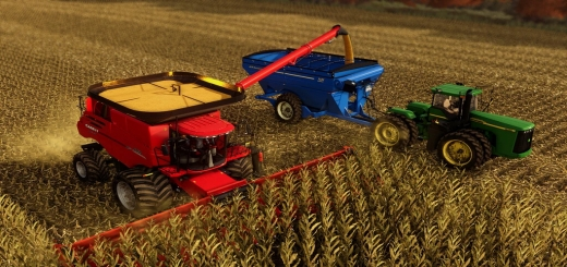 Photo of FS19 – Case Axial-Flow 250 Series V1.0