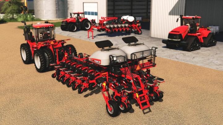 FS19 - Case Ih 2150 Early Riser Planters Series V1.1
