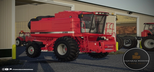 Photo of FS19 – Case Ih 2388 Axial-Flow Release V1.0
