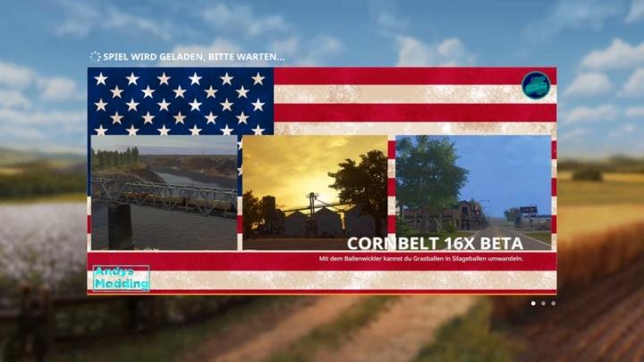 FS19 - Cornbelt 16X Beta Version 0.8 V0.9.1