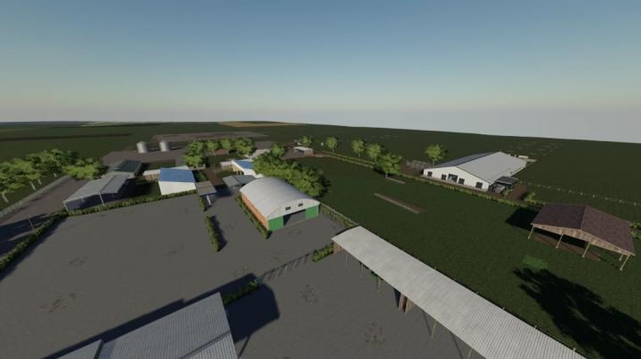 FS19 - Cow Farm Map V1.0