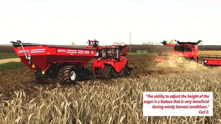 FS19 - Demco 22 Series Grain Carts V1.0.0.1