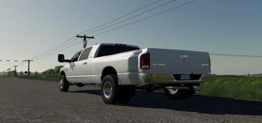 Photo of FS19 – Dodge Ram 3500 V1.0