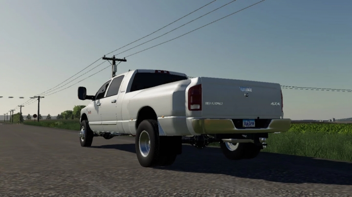 FS19 - Dodge Ram 3500 V1.0