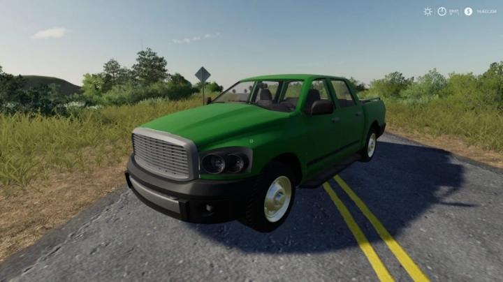 FS19 - Dodge Ram V1.0