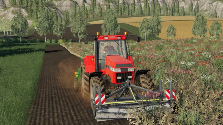 FS19 - Facca Roller 3 And 6 Meters V1.0