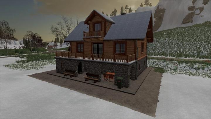 FS19 - Farmhouse V1.0