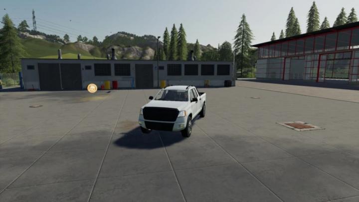 FS19 - Fast Pickup 2024 V1.0