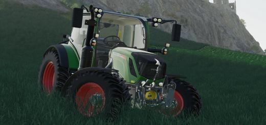 Photo of FS19 – Fendt Vario 300 S4 Tractor V1.0