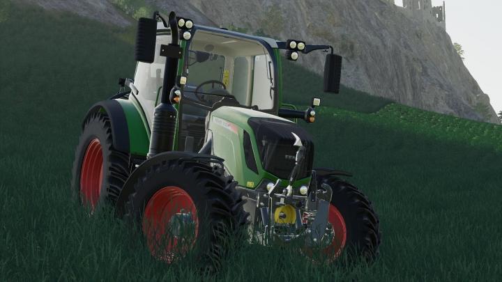 FS19 - Fendt Vario 300 S4 Tractor V1.0