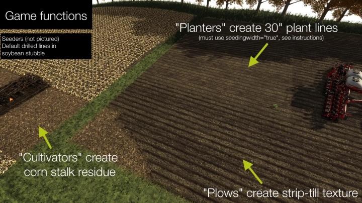 FS19 - Ground Textures 30 V3.0