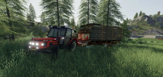 Photo of FS19 – Horal Vip Converted V1.0