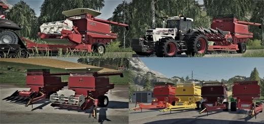 Photo of FS19 – Ihc International Harvester Company Pulltype Combine V1.0