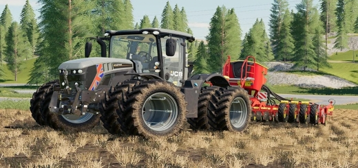Photo of FS19 – Jcb Fastrac Tractor (25 Years Edition) V1.0